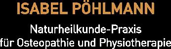 Osteopathie Pöhlmann